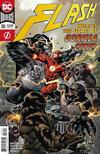 Cover for The Flash (DC, 2016 series) #58 [Rafa Sandoval & Jordi Tarragona Cover]