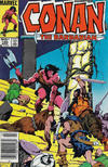 Cover for Conan the Barbarian (Marvel, 1970 series) #180 [Canadian]