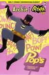 Cover Thumbnail for Archie Meets Batman '66 (2018 series) #4 [Archie Meets Batman '66 Cover F Zdarsky]
