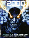 Cover for 2000 AD (Rebellion, 2001 series) #2107