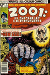 Cover Thumbnail for 2001, A Space Odyssey (1976 series) #7 [British]