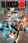 Cover for Bloodshot Rising Spirit (Valiant Entertainment, 2018 series) #1 [Bulletproof Comics and Games - Diego Bernard]