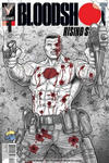 Cover Thumbnail for Bloodshot Rising Spirit (2018 series) #1 [Ssalefish Comics Exclusive Variant - Juan José Ryp]