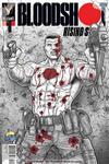 Cover Thumbnail for Bloodshot Rising Spirit (2018 series) #1 [Ssalefish Comics Exclusive Variant - Juan José Ryp]