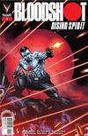 Cover Thumbnail for Bloodshot Rising Spirit (2018 series) #1 [NC Comic Con - Jimbo Salgado]