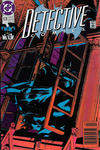 Cover for Detective Comics (DC, 1937 series) #628 [Newsstand]