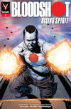 Cover for Bloodshot Rising Spirit (Valiant Entertainment, 2018 series) #1 [Heroes Dutch Comic Con - Manuel Garcia]