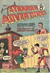 Cover for Strange Adventures (K. G. Murray, 1954 series) #3