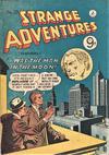 Cover for Strange Adventures (K. G. Murray, 1954 series) #20
