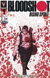 Cover Thumbnail for Bloodshot Rising Spirit (2018 series) #1 [NC Comicon - Ben Bishop]