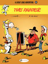 Cover for A Lucky Luke Adventure (Cinebook, 2006 series) #51 - The Painter