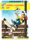 Cover for A Lucky Luke Adventure (Cinebook, 2006 series) #56 - Under a Western Sky