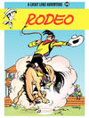 Cover for A Lucky Luke Adventure (Cinebook, 2006 series) #54 - Rodeo