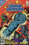 Cover for Super Powers (DC, 1984 series) #1 [Canadian]