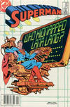Cover Thumbnail for Superman (1939 series) #391 [Canadian]