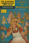 Cover for Classics Illustrated (Gilberton, 1947 series) #49 - Alice in Wonderland [HRN 165]