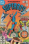 Cover for The New Adventures of Superboy (DC, 1980 series) #28 [Direct]