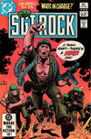 Cover for Sgt. Rock (DC, 1977 series) #362 [Direct]
