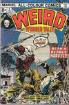 Cover Thumbnail for Weird Wonder Tales (1973 series) #8 [British]
