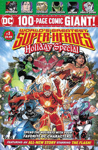 Cover Thumbnail for World's Greatest Super-Heroes Holiday Special (DC, 2018 series) #1