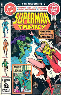 Cover Thumbnail for The Superman Family (DC, 1974 series) #212 [Direct]