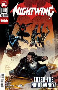 Cover Thumbnail for Nightwing (DC, 2016 series) #52
