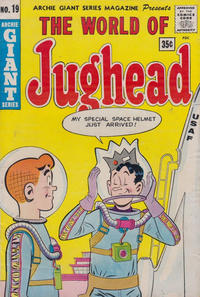 Cover Thumbnail for Archie Giant Series Magazine (Archie, 1954 series) #19 [Canadian]
