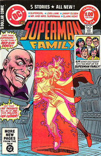 Cover Thumbnail for The Superman Family (DC, 1974 series) #214 [Direct]