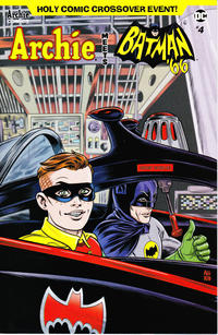 Cover Thumbnail for Archie Meets Batman '66 (Archie, 2018 series) #4 [Cover A Michael and Laura Allred]