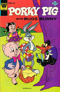 Cover Thumbnail for Porky Pig (Western, 1965 series) #74 [Whitman]