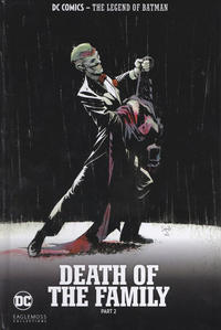 Cover Thumbnail for DC Comics - The Legend of Batman (Eaglemoss Publications, 2017 series) #24 - Death of the Family Part 2