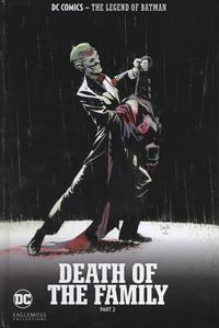 Cover Thumbnail for DC Comics - The Legend of Batman (Eaglemoss Publications, 2017 series) #24 - Death of the Family Part 2