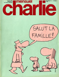 Cover Thumbnail for Charlie Mensuel (Éditions du Square, 1969 series) #68