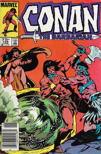 Cover Thumbnail for Conan the Barbarian (Marvel, 1970 series) #159 [Canadian]