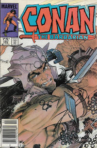Cover Thumbnail for Conan the Barbarian (Marvel, 1970 series) #167 [Canadian]