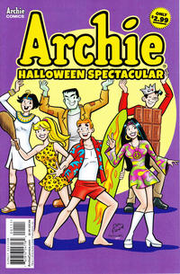 Cover Thumbnail for Archie Halloween Spectacular (Archie, 2018 series)