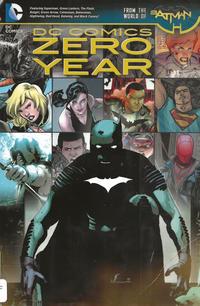 Cover Thumbnail for DC Comics: Zero Year (DC, 2015 series)