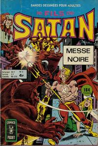 Cover Thumbnail for Le Fils de Satan (Arédit-Artima, 1975 series) #3