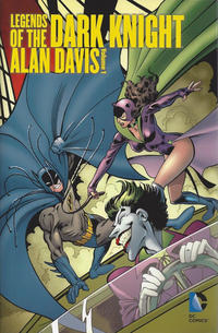 Cover Thumbnail for Legends of the Dark Knight: Alan Davis (DC, 2012 series) #1