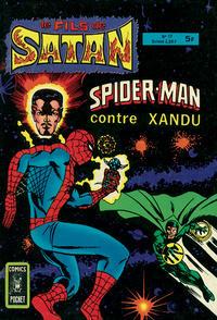 Cover Thumbnail for Le Fils de Satan (Arédit-Artima, 1975 series) #17