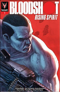 Cover Thumbnail for Bloodshot Rising Spirit (Valiant Entertainment, 2018 series) #1 [TCG - Al Barrionuevo]