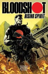 Cover Thumbnail for Bloodshot Rising Spirit (Valiant Entertainment, 2018 series) #1 [Stadium Comics - Adam Gorham]