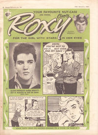 Cover Thumbnail for Roxy (Amalgamated Press, 1958 series) #14 October 1961 [188]