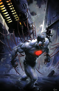 Cover Thumbnail for Bloodshot Rising Spirit (Valiant Entertainment, 2018 series) #1 [Scorpion Comics - Virgin Cover - Clayton Crain]