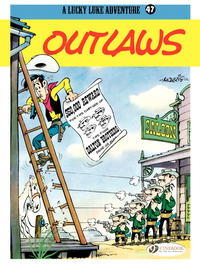 Cover Thumbnail for A Lucky Luke Adventure (Cinebook, 2006 series) #47 - Outlaws