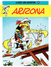 Cover Thumbnail for A Lucky Luke Adventure (Cinebook, 2006 series) #55 - Arizona
