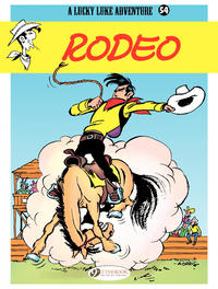 Cover Thumbnail for A Lucky Luke Adventure (Cinebook, 2006 series) #54 - Rodeo