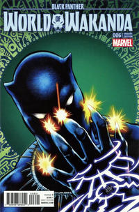 Cover Thumbnail for Black Panther: World of Wakanda (Marvel, 2017 series) #6 [Incentive Sal Velluto Variant]