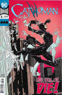 Cover Thumbnail for Catwoman (DC, 2018 series) #5