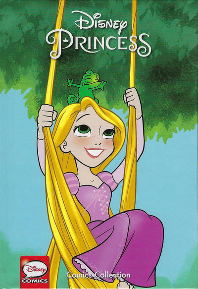 Cover for Disney Princess Rapunzel Comics Collection (Joe Books, 2018 series)